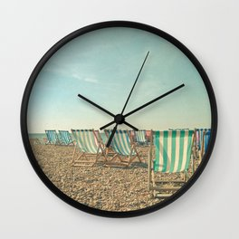 A Sea View Wall Clock