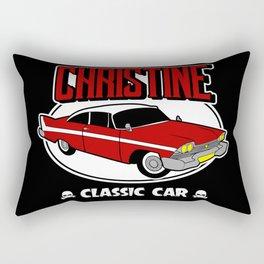 Christine Classic Car Rectangular Pillow