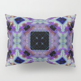 PATTERN HIBISCUS NEON 2 Pillow Sham