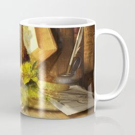 Living Book Coffee Mug