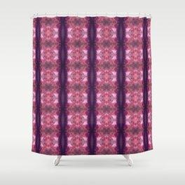 Microbio Plant Vein Shower Curtain