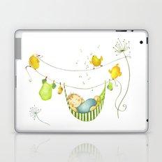 Baby sleeping Laptop & iPad Skin