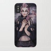 cyarin iPhone & iPod Cases featuring Dark Shades by Cyarin