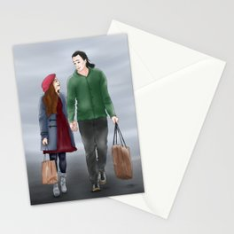 Scenic Route Stationery Cards
