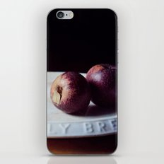 our daily bread iPhone & iPod Skin