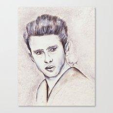 James Dean Canvas Print