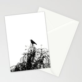 Black Bird Stationery Cards