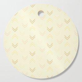Double V Cutting Board