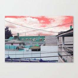 Sphallolalia Canvas Print