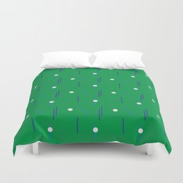 on course Duvet Cover