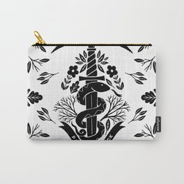 panic attack snake knife Carry-All Pouch