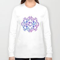 maori Long Sleeve T-shirts featuring Maori/Polynesian Style by Lonica Photography & Poly Designs