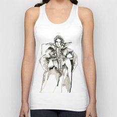 Your Majesty Unisex Tank Top