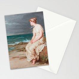 Miranda, John William Waterhouse Stationery Cards