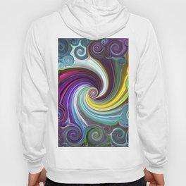 Abstract Mandala 275 Hoody
