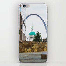 Downtown iPhone Skin