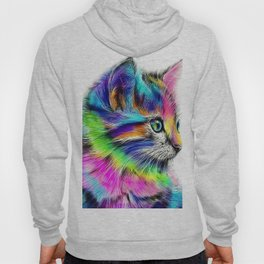 CAT--FluO Hoody