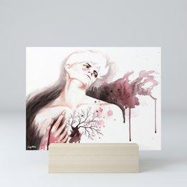 Judas Kiss Mini Art Print