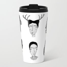 Seis Fridas Travel Mug