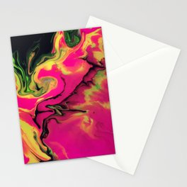 Cosmic Avalanche Stationery Cards
