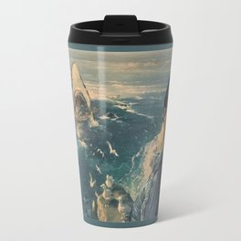 The Moment of Realization Travel Mug