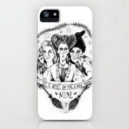 Hocus Pocus - The Sanderson Sisters iPhone Case