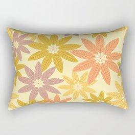 LeafStars Rectangular Pillow