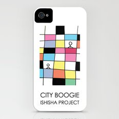 CITY BOOGIE  by ISHISHA PROJECT iPhone (4, 4s) Slim Case