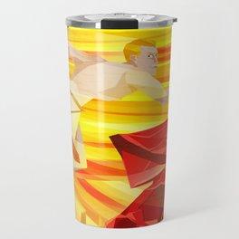 The Flasher Travel Mug