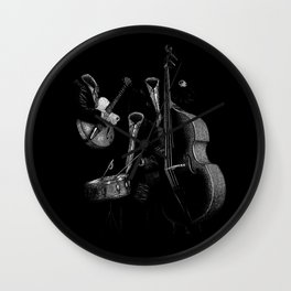 The Invisibles Wall Clock