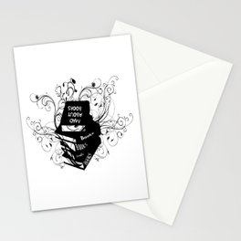 Mad About Books Stationery Cards