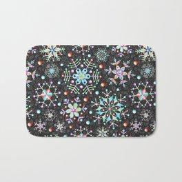 Snowflake Filigree Bath Mat
