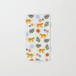 Made By Jens Pattern Hand & Bath Towel