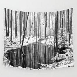 Hidden sump Wall Tapestry