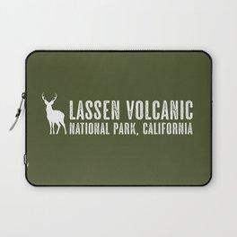 Deer: Lassen Volcanic, California Laptop Sleeve