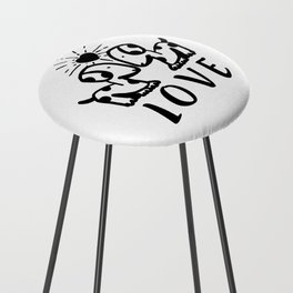 LOVE Counter Stool