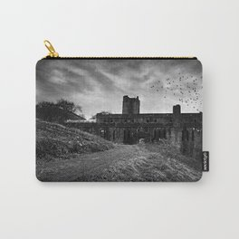 St Lukes Church, Abercarn, South wales, UK - 01 Carry-All Pouch