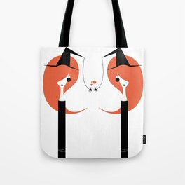 1 O'Clock Love Affair Tote Bag