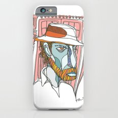 I saw emptiness and found myself there Slim Case iPhone 6s