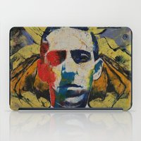 lovecraft iPad Cases featuring Lovecraft by Michael Creese