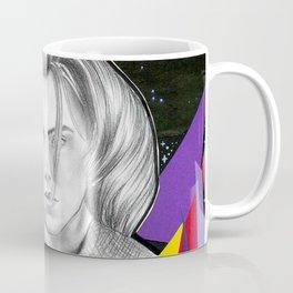 Galaxy River Coffee Mug