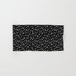 Memphis Pattern 11 - 80s Retro Hand & Bath Towel