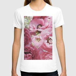 Bloom Sweetly - Rose Pink T-shirt