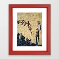 Acacia Framed Art Print