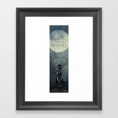 Avatar - Spirit of the Moon Framed Art Print