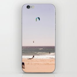 Wind colors iPhone Skin