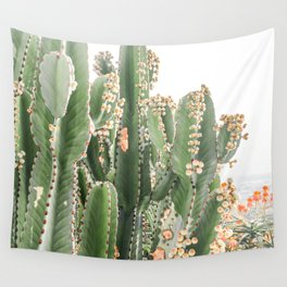 Giant Cactus Wall Tapestry