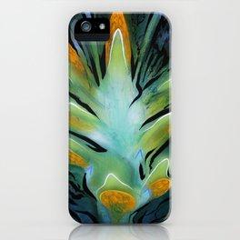 Shuttleflower Redux iPhone Case