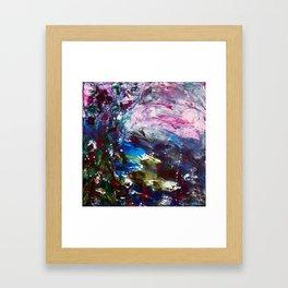SummerNight Framed Art Print