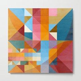 Mosaico 177 Metal Print